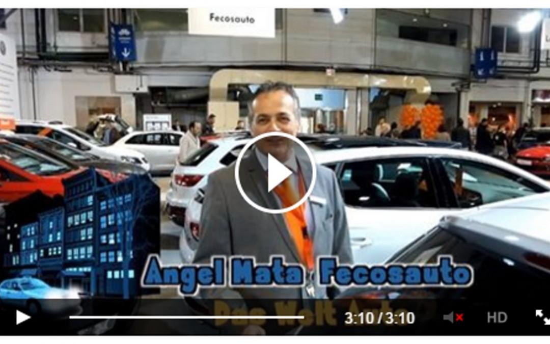 Fecosauto Concesionario Seat y Volkswagen Mollet del Vallès en Fira Barcelona, Palau1 Ocasión Saló del vehicle garantit 28 de novembre
