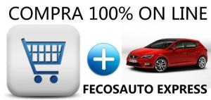 compra 100%ONLINE Fecosauto SEAT Mollet,Barcelona