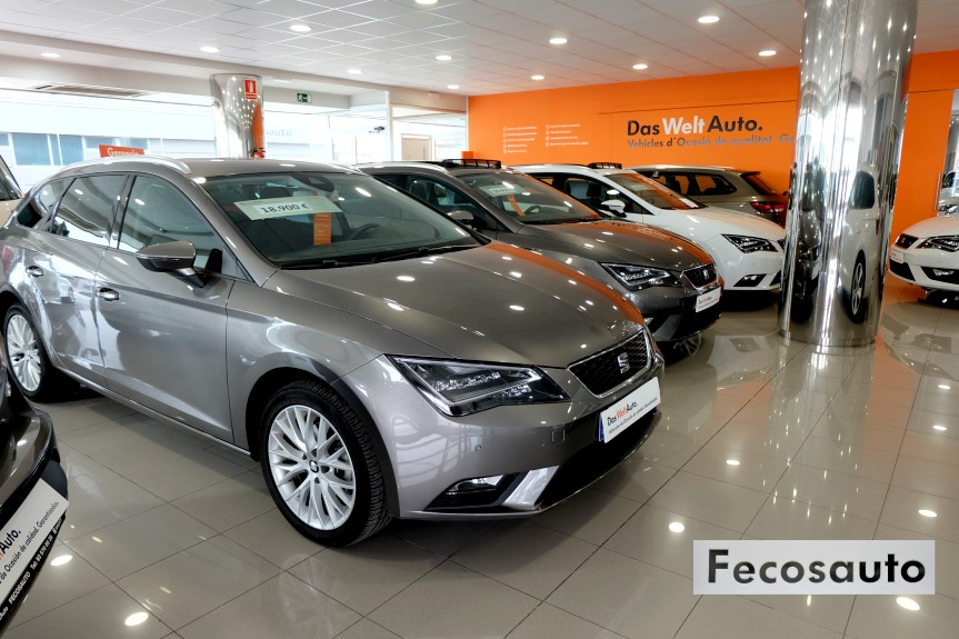 Comprar coche seminuevo en Fecosauto ,Mollet del Vallès Barcelona, en Fecosauto S.L. revisados y garantizados