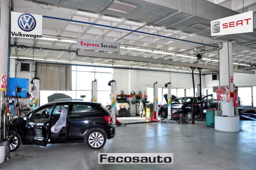 Taller mecánico, Servicio Oficial SEAT y Nuevo Servicio Oficial Volkswagen en Mollet del Vallès, Barcelona Fecosauto S.L.