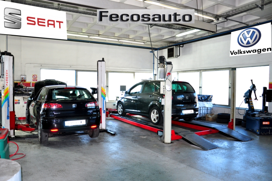 Fecosauto S.L. Mollet del Vallès, Barcelona. No cerramos a mediodía, recepción de taller abierto todo el día.