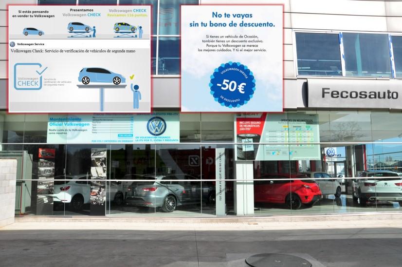 Taller Oficial SEAT y Volkswagen en Mollet del Vallès, Barcelona, reparación, accesorios, Pre ITV