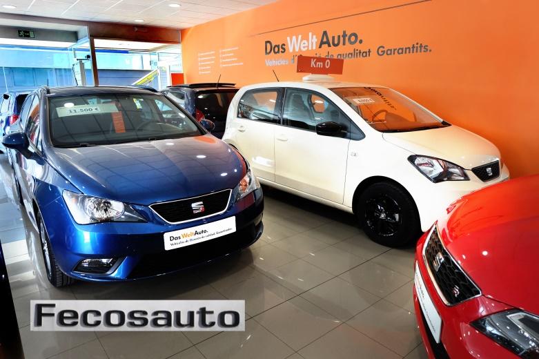 Comprar coche de ocasión en Fecosauto S.L. Mollet del Vallès, Barcelona, revisado y garantizado