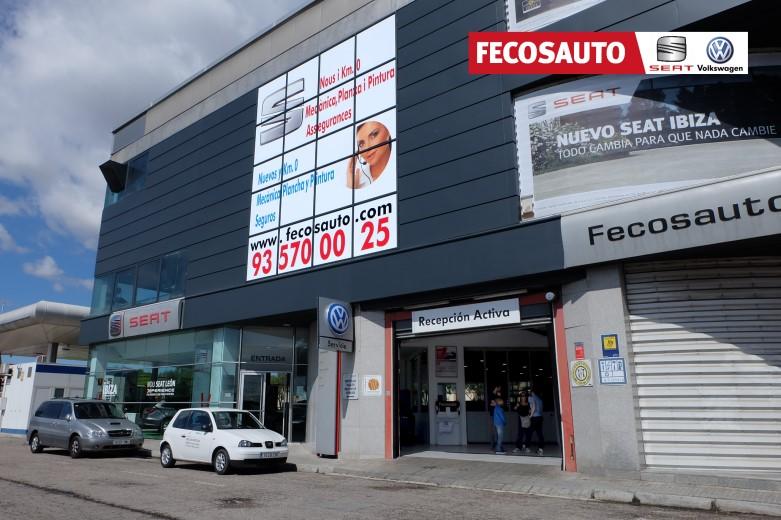 Fecosauto Seat, Concesionario Oficial Volkswagen en Mollet del Vallés, Barcelona, te devuelve el 15% de la reparación