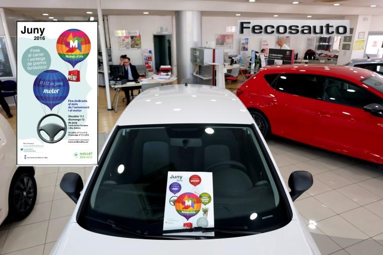 Fecosauto Seat Concesionario SEAT/Volkswagen, Mollet del Vallès, Barcelona, Mollet és Fira, nuevo SEAT Ateca