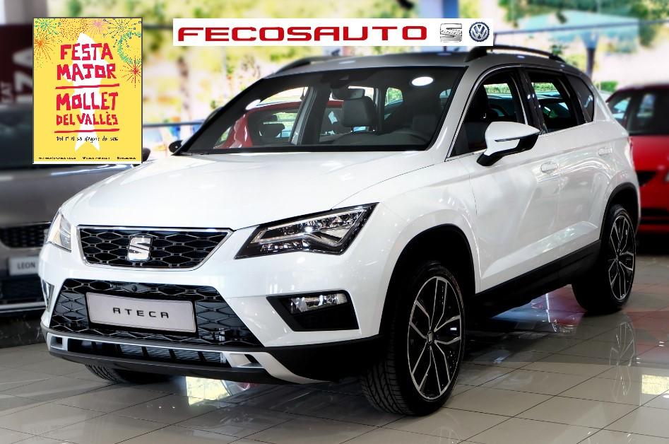 Fecosauto Seat, Concesionario Oficial SEAT/Volkswagen, Mollet del Vallès, Festa Major Mollet 2016