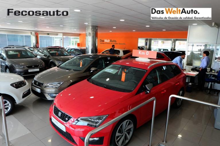 Comprar vehículo de ocasión de calidad en Fecosauto S.L. Mollet del Vallès, Barcelona, revisado y garantizado