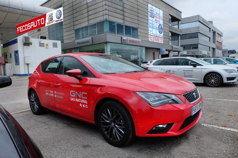 Fecosauto SEAT dando Gas…de GNC, concesionario SEAT y Volkswagen en Mollet del Vallès Barcelona.