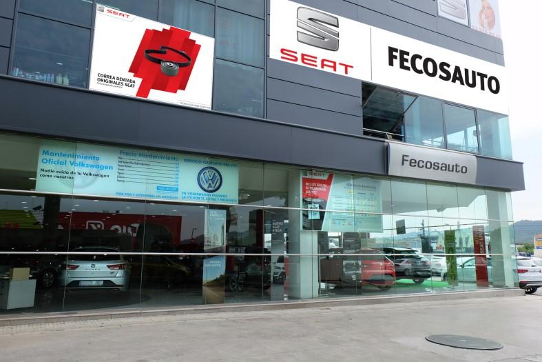 Fecosauto SEAT Concesionario SEAT/Volkswagen, Mollet del Vallès, Barcelona, taller Oficial SEAT