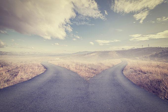 ¿Cómo hay que conducir por carreteras desconocidas?
