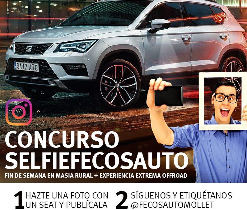 Concurso Selfie Fecosauto